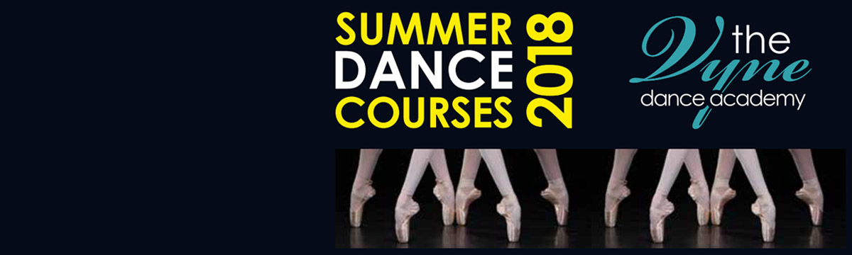 Summer dance courses 2018